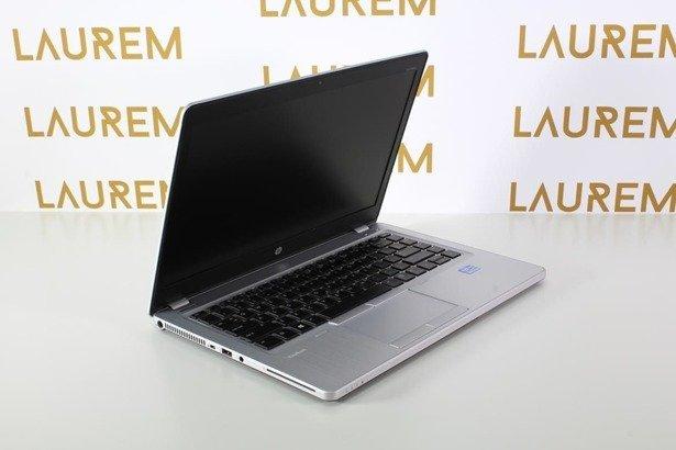 HP FOLIO 9470m i5-3427U 8GB 240SSD Win 10 Pro