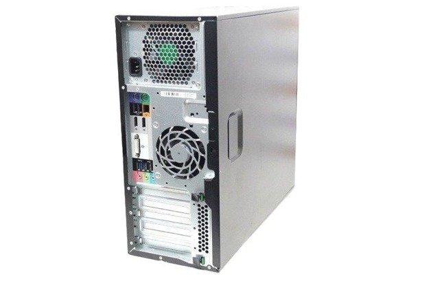 HP WorkStation Z230 Tower E3-1245 v3 3.4GHz 16GB 480GB SSD NVS Windows 10 Professional PL
