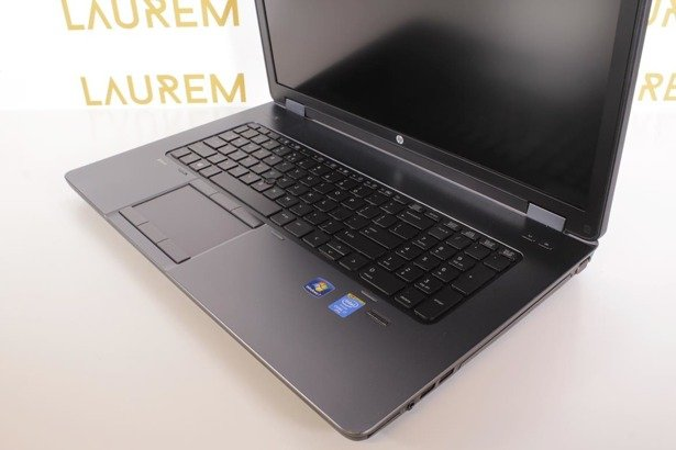 HP ZBOOK 17 i7-4600M 16GB 120GB SSD K3100M FHD WIN 10 PRO