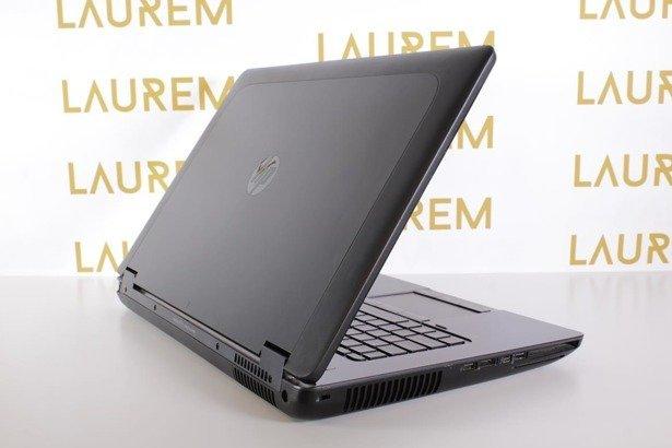 HP ZBOOK 17 i7-4600M 16GB 240GB SSD K3100M FHD WIN 10 HOME