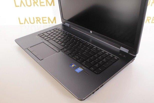 HP ZBOOK 17 i7-4600M 8GB 120GB SSD K3100M FHD WIN 10 PRO