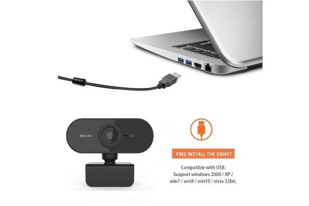 Kamera Internetowa Manta W177 HD USB E-learning