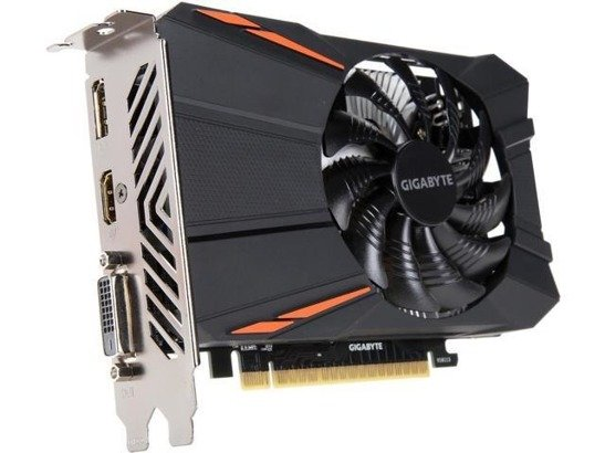 Karta Graficzna Gigabyte Geforce GTX 1050 2GB