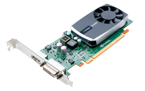 Karta Graficzna nVidia Quadro 600 1GB High Profile