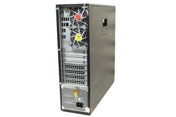 Lenovo ThinkStation C30 E5-2609 V2 4x2.5GHz 8GB 500GB NVS DVD Windows 10 Professional PL