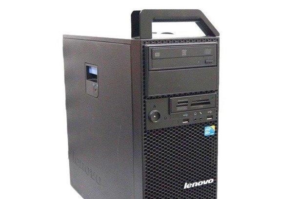 Lenovo ThinkStation S20 E5520 2.26GHz 16GB 500GB DVD NVS Windows 10 Professional PL