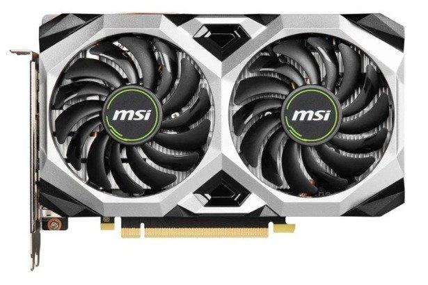 MSI Ventus XS GeForce GTX 1660 OC 6GB GDDR5 HDMI