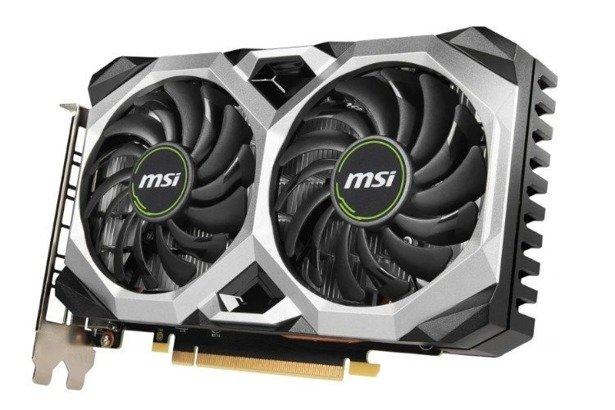 MSI Ventus XS GeForce GTX 1660 SUPER OC 6GB GDDR6 192-bit