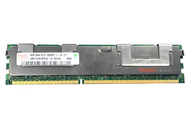 PAMIĘĆ RAM HYNIX 4GB DDR3 1066MHz PC3-8500R RDIMM ECC