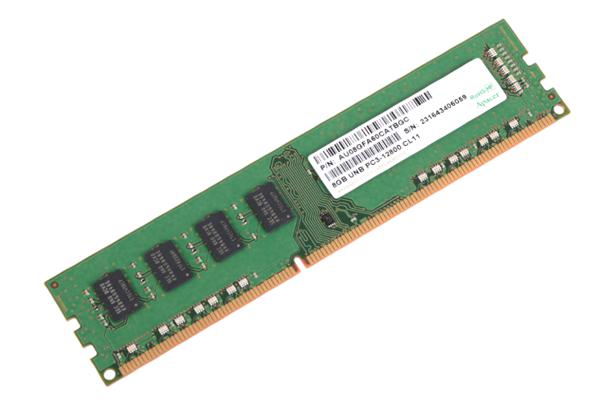 Pamięć RAM APACER 8GB DDR3 1600MHz DIMM