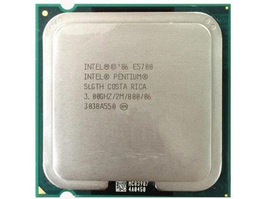 Procesor Intel Pentium Dual Core E5700 2x3,0 GHz