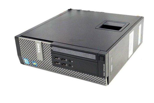 """ZESTAW DELL 7010 SFF I3 8/120SSD WIN10 + DELL P2213 22"""""""