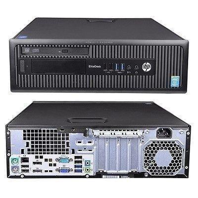 "ZESTAW HP 800 G1 i5 8/240SSD WIN10 + DELL 22"""
